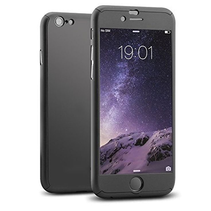 Find More Phone Bags & Cases Information about Neo Hybrid 360 Degrees Nanoskin Full Body Case Cover for capinhas iPhone 7 7plus 6 6S Plus iPhone6 fundas coque + Tempered Glass,High Quality protector digital,China protector plastic Suppliers, Cheap protector definition from Case4u  on Aliexpress.com