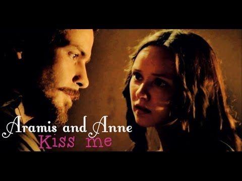 Aramis and Anne  || `kiss me` - YouTube