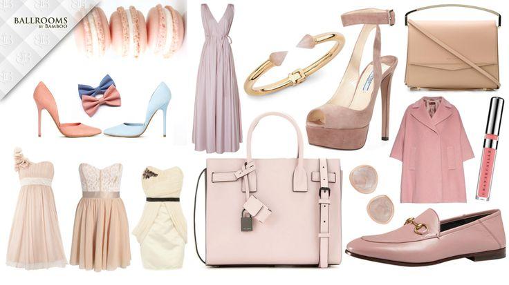 Inspiratie si creativitate in tonuri de #roz quartz si albastru seren - tendintele anului 2016 in materie de culori, conform Institutului Pantone din New York! Inspira-te si tu pentru evenimente perfecte pe malul lacului. #BallroomsByBamboo #evenimente #private #corporate #fashion #pantone #rsequartz #serenity