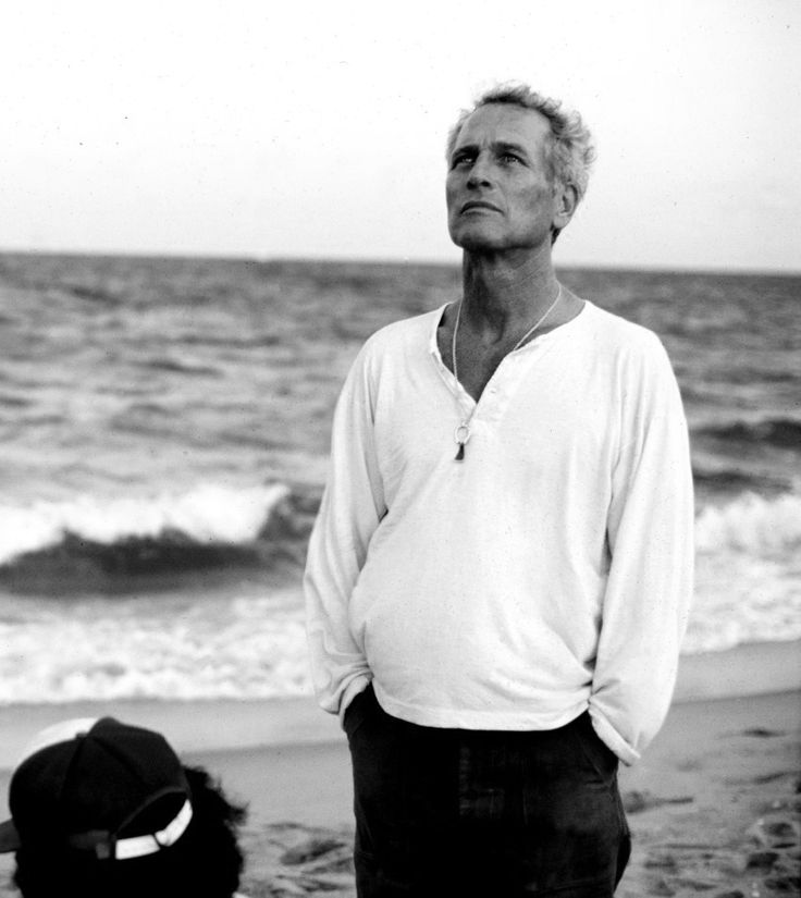 Paul Newman~ I met him once while he was campaigning...Such Beautiful Eyes...such a kind man! Rip!