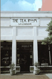 Where I had my bridal tea/luncheon on the day we got married. A must see place every time we go back
