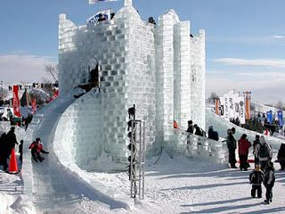 """CARNAVAL DE QUEBEC"", THE WINTER FESTIVAL IN QUEBEC, CANADA! WAY COOOOLLL!"