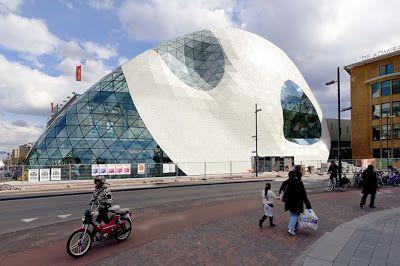 18 Septemberplein by Massimiliano Fuksas Architects