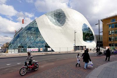 18 Septemberplein by Massimiliano Fuksas Architects