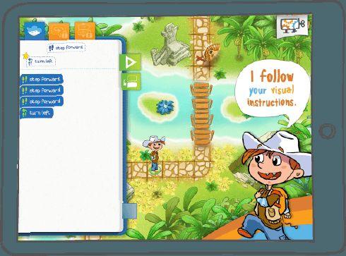 Allcancode Run Marco! Elementary steam, Steam education
