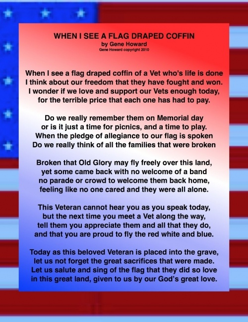 memorial day poems for brother