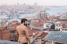 Istanbul City Guide featuring secret rooftops by Doina Ciobanu
