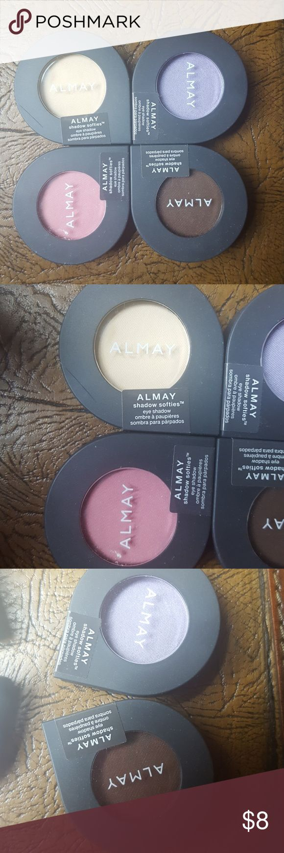 Almay eyeshadow 4 beautiful eyeshadows that will make your eyes pop! Almay Makeup Eyeshadow