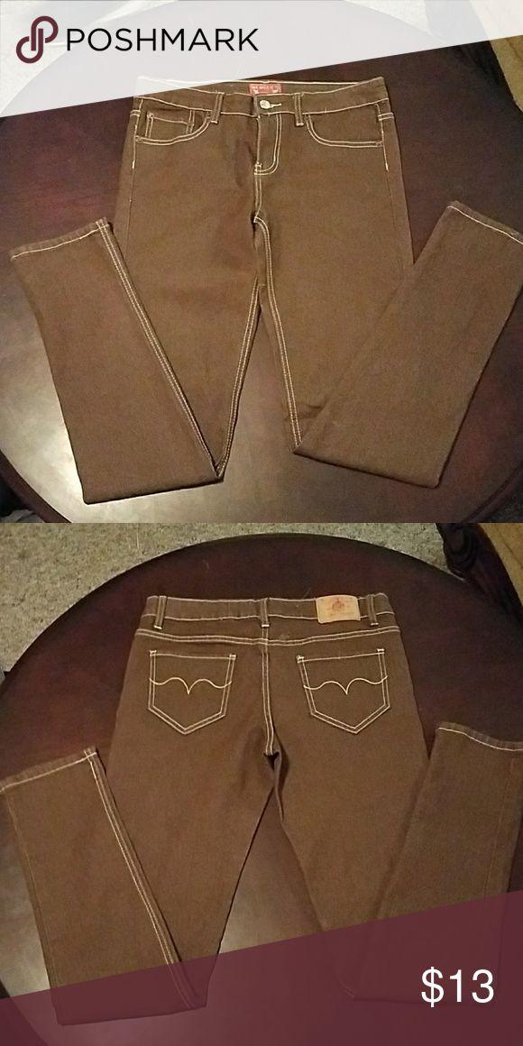 Brown skinny jeans Brown skinny jeans Jeans Skinny