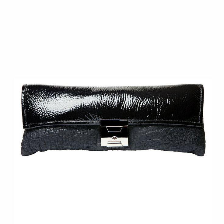 EDEN WYNTER Ostrich Pouch Bag 500€ (E.U. Price), €418.06 by o-paris eshop | http://www.youtube ... S Pouch