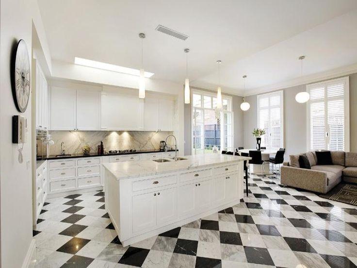 Oltre 1000 idee su cucine bianche moderne su pinterest - Cucine rustiche bianche ...