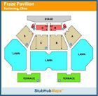 #Ticket  2 Tickets Rick Springfield Summerfest Fraze Pavilion Kettering Plaza C 9th Row #deals_us