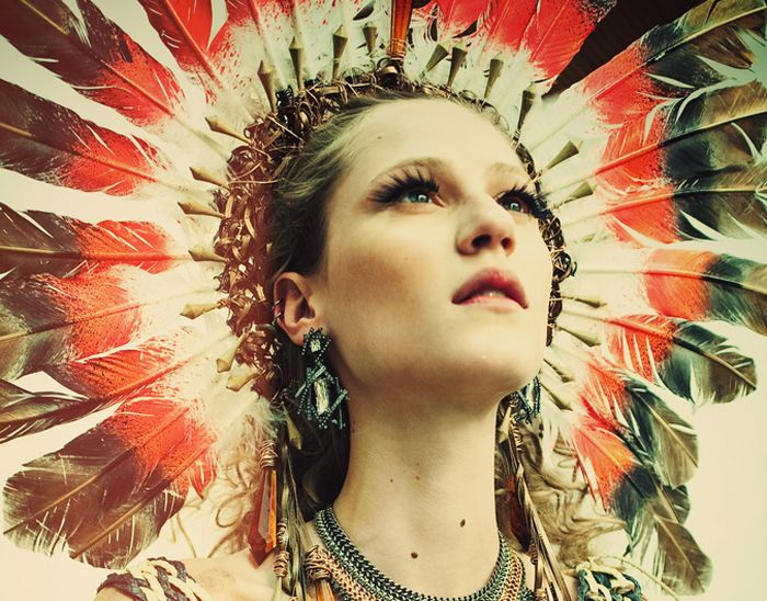 """Żywie, in Western Slavic mythology, was the Goddess of Health and Healing. She is associated with the spirits of the dead worshipped by the Lusatians, and is also the Goddess of Regeneration and Rebirth.    Her name means """"living"""" and her animal is the cuckoo. Friday is her sacred day."""
