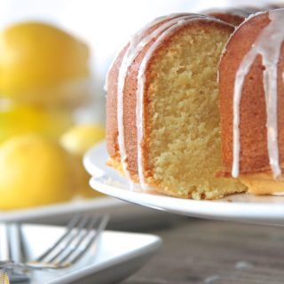Best Southern Lemon Pound Cake Recipe | Divas Can Cook