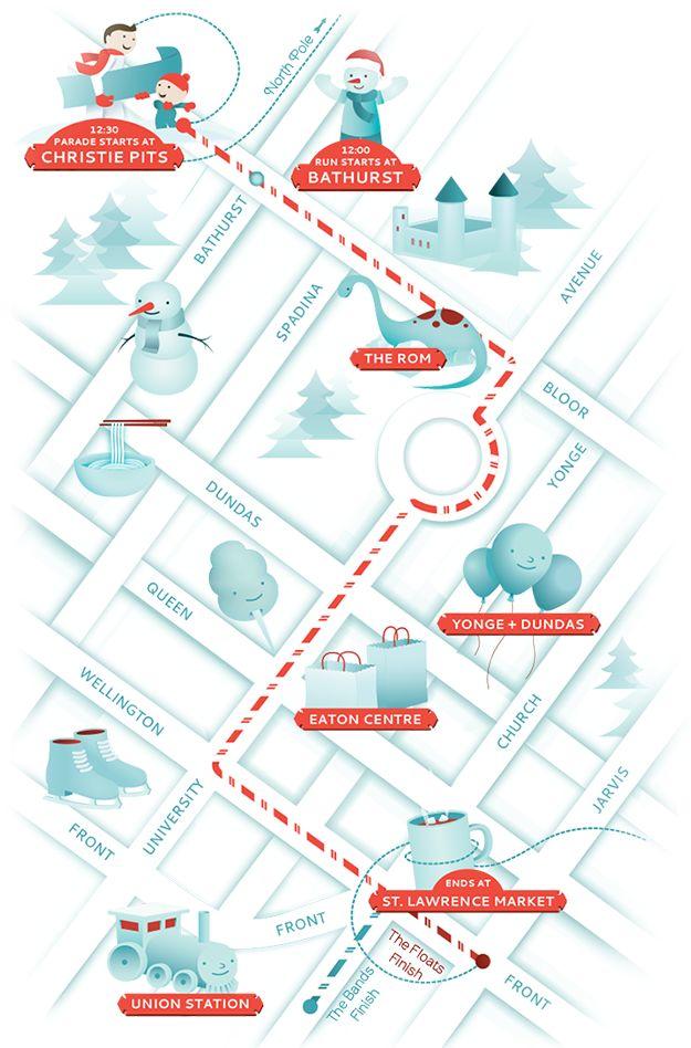Sunday Nov 16th 2014 - Santa Claus Parade