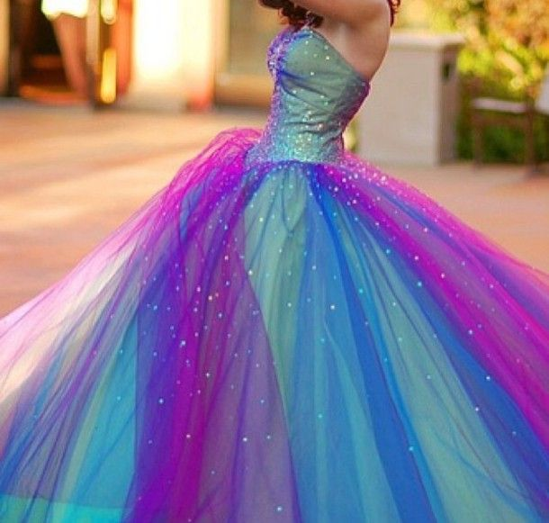17 Best images about dress on Pinterest | Prom, Gowns and Ariel