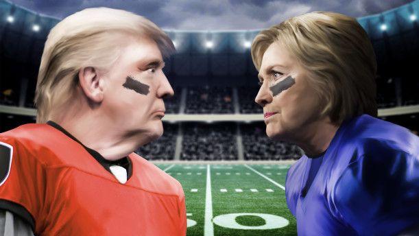 Kaksintaistelu huipentuu – minkälaisiin viime hetken keinoihin Clinton ja Trump turvautuvat?
