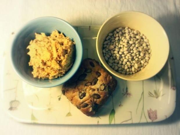 Nátierka z bielej fazule, Nátierky, recept | Naničmama.sk