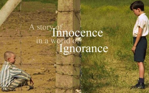 This is a key quote from The Boy in the Striped Pajamas