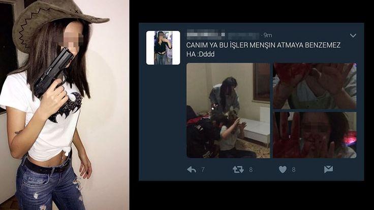 """Trabzon'da üniversite öğrencisi kızlar """"randevulaşıp"""" kavga etti!"""