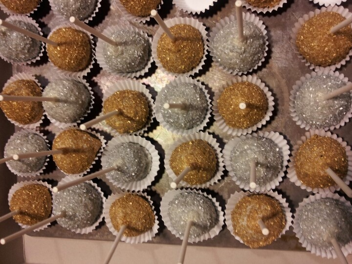 Peppermint cake pops recipe