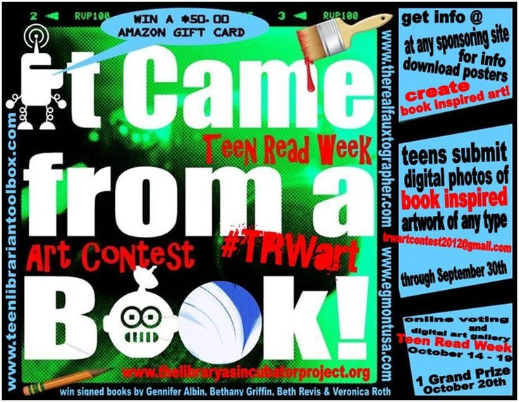 Teen book week