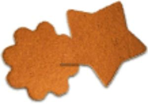 Moravian Ginger Cookies are a paper-thin cookie that are cut into shapes and baked. These cookies are considered the signature cookie of Winston-Salem, NC.