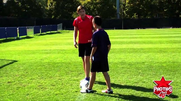 Abby Wambach Soccer Drills: How to shoot the soccer ball with accuracy. ProTips4U featured tip. - http://sportsproductmart.com/abby-wambach-soccer-drills-how-to-shoot-the-soccer-ball-with-accuracy-protips4u-featured-tip/