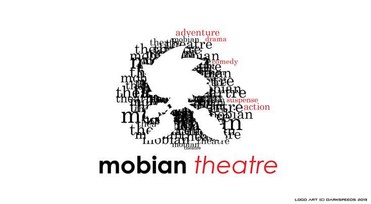Mobian Theatre [logo design]