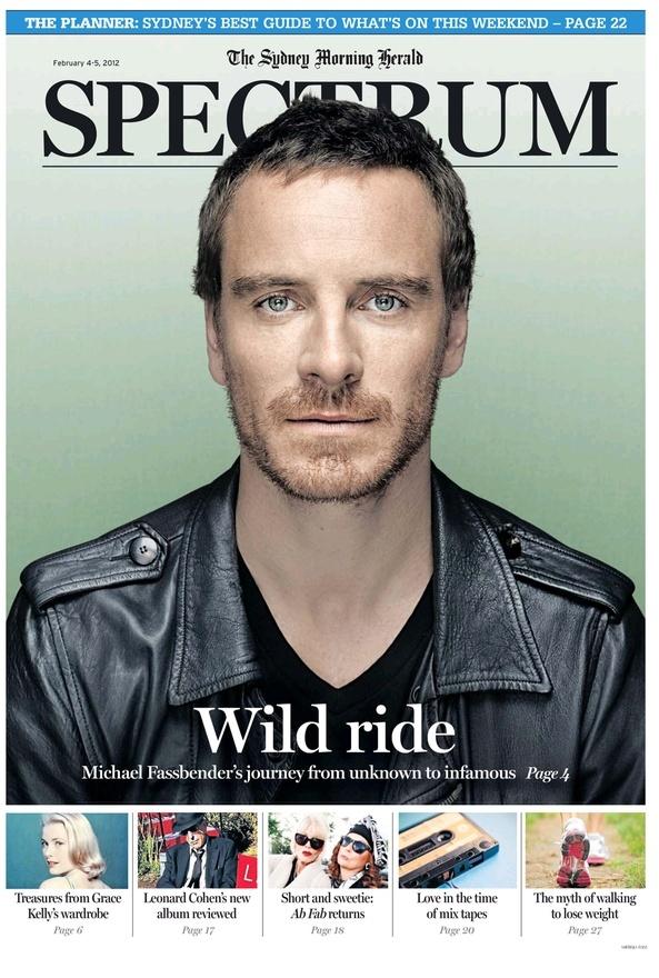 The Sydney Morning Herald Spectrum, February 2012