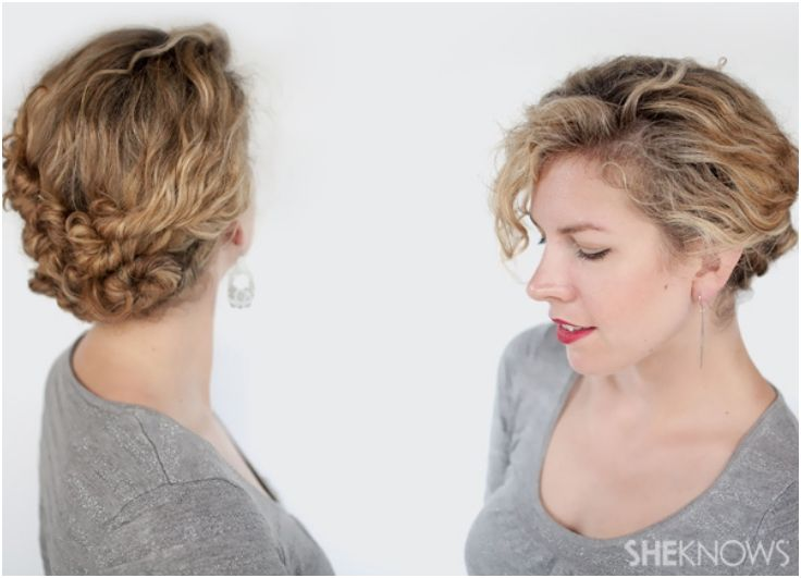 9 Quick And Easy Hairstyles For Days With Frizzy Hair