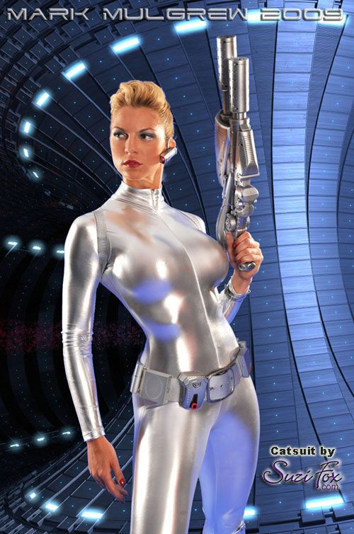 space suit cosplay girl - photo #48