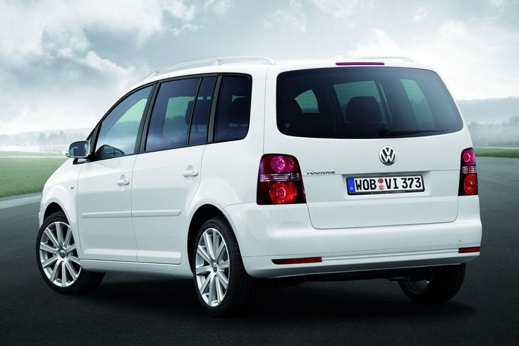 New Volkswagen Touran MPV Confirmed for Leipzig Auto Show