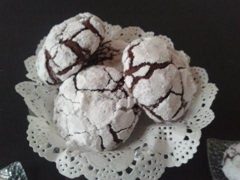 Biscotti al cioccolato,FATTI IN  CASA, Ricetta facilissima - YouTube
