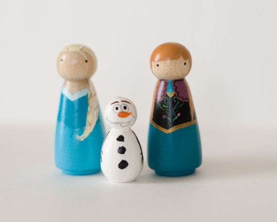 169 best images about peg dolls on Pinterest | Wool ...