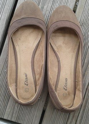 À vendre sur #vintedfrance ! http://www.vinted.fr/chaussures-femmes/ballerines-and-slippers/25130158-ballerines-marrons