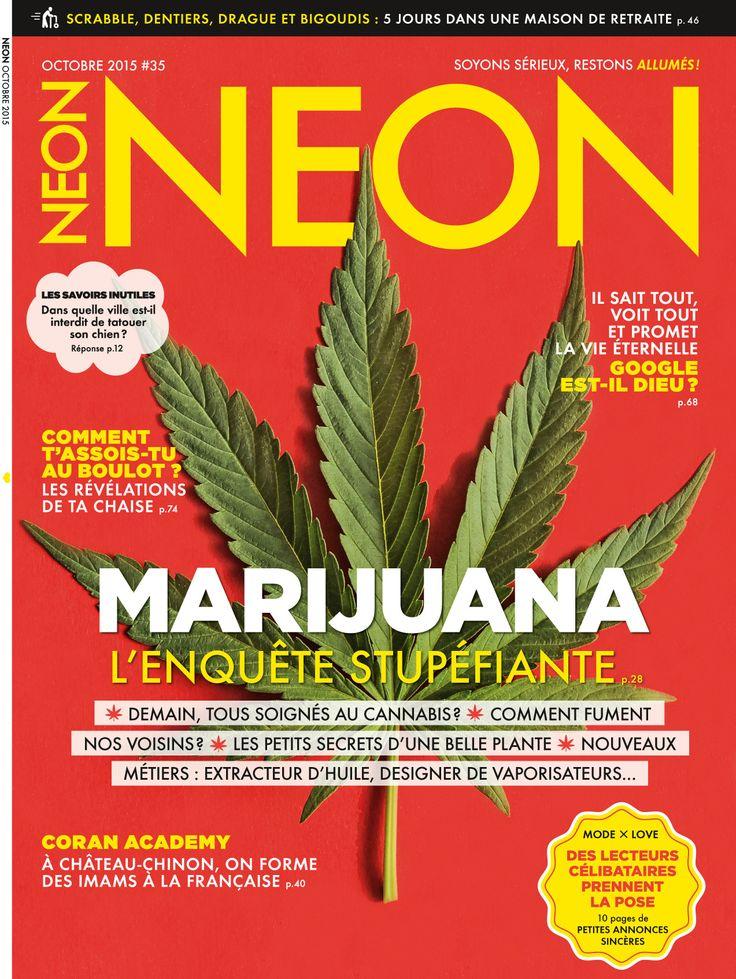 Magazine NEON n°35 - octobre 2015