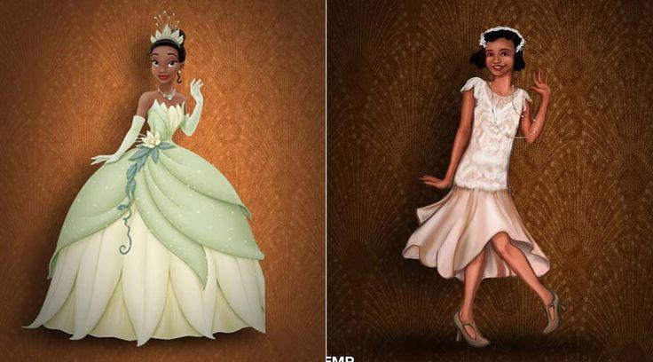 Se As Princesas Disney Estivessem De Acordo Com A Hist 243 Ria Princesas Princess Pinterest