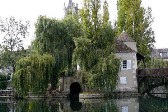 villages les plus romantiques en France : Moret-sur-loing