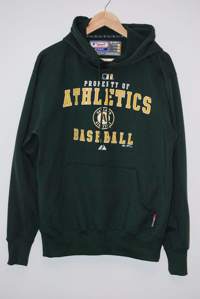 bfa5e0bb Oakland Athletics A's Sweatshirt Medium Hoodie Authentic Performance Apparel  | Sweater / Sweatshirt | Team t shirts, Sweatshirts, Hoodies