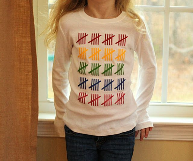 Keeping My Cents ¢¢¢: 100th Day of School Shirt