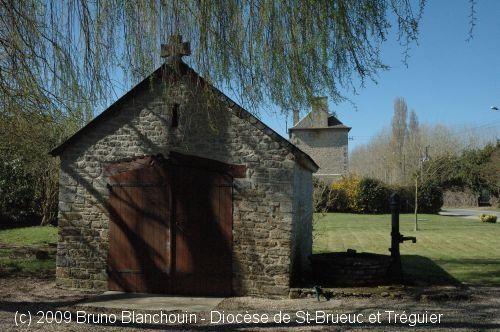 Chapelle Ste-Agnès, à Tréfumel.