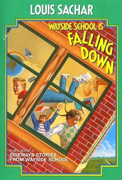 Sideways Stories From Wayside School were the shizz!!