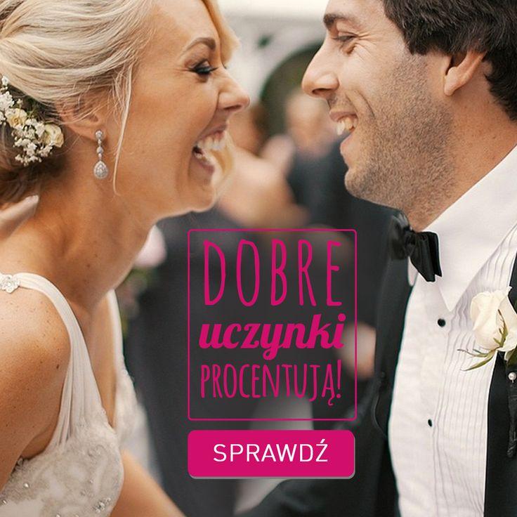 Sposób na idealny ślub? Weź udział w najpiękniejszym projekcie ślubnym! Wejdź na slubpelenmilosci.pl