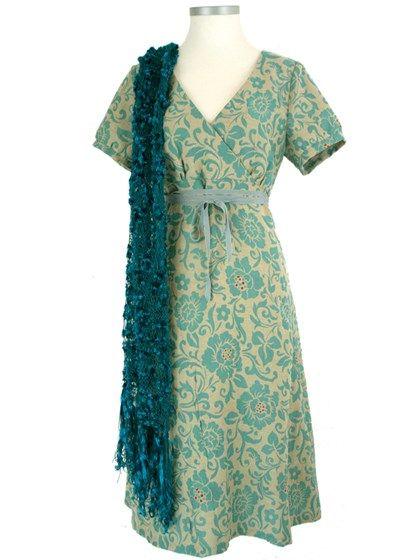 Vintage kjolemønster Onion