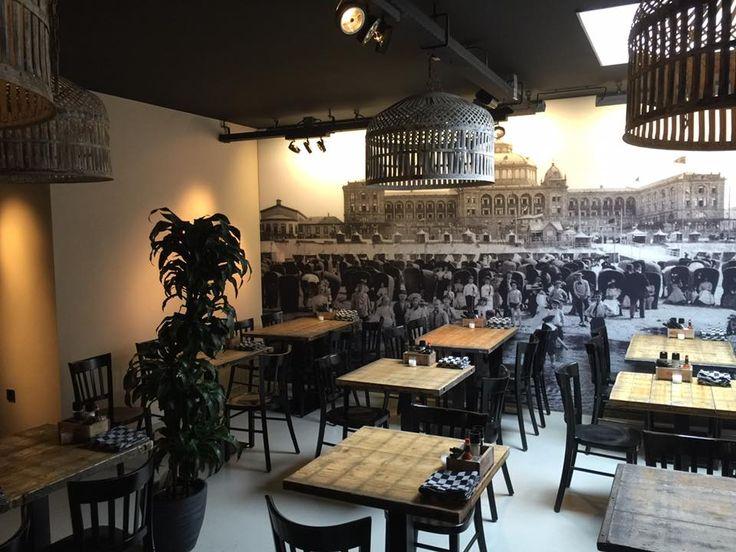 Restaurant inspiratie foto's om te laten zien wat allemaal mogelijk is met…