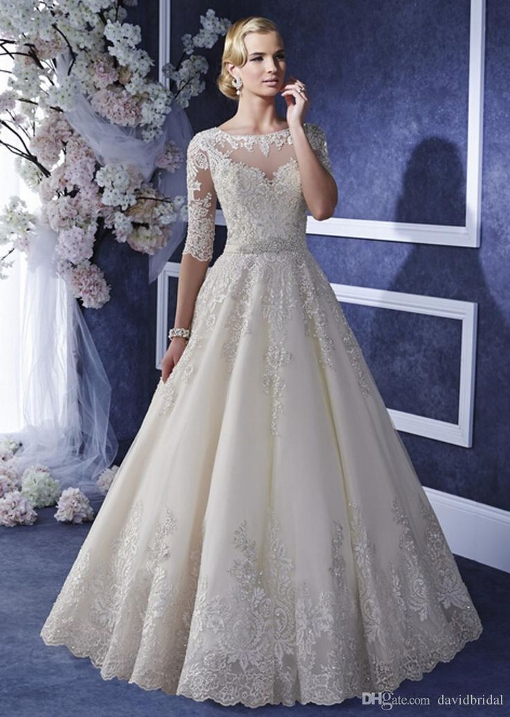 215 best liz wedding dress ideas images on pinterest for Cheap muslim wedding dresses