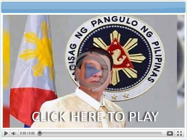 Presumptive President Rodrigo Duterte Press Conference Davao City - Pinoy Show Biz  Your Online Pinoy Showbiz Portal