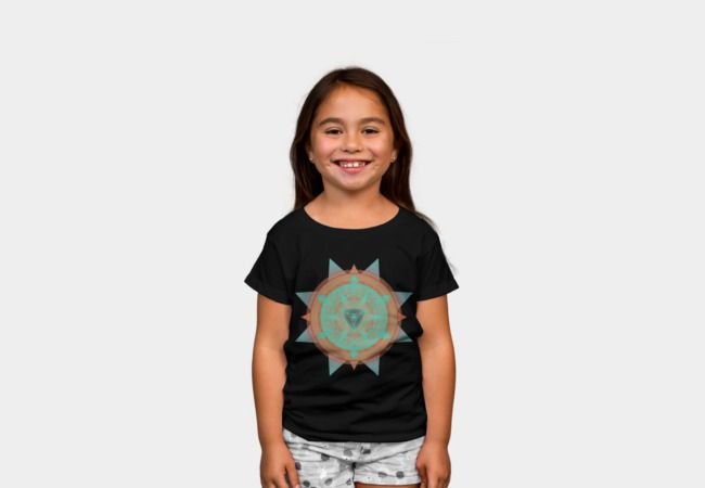 Beautiful Desert Mandala T-Shirt - Design By Humans