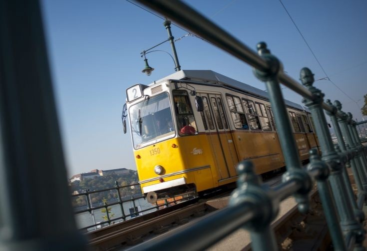 #Tram No. 2  The Top 10 most beautiful #tramlines of the world by National Geographic.